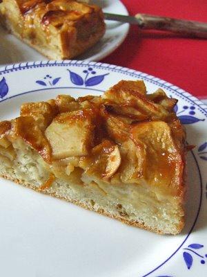 Torta Di Mele Crumble