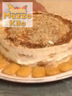 torta panna cioccolato di mamma Fedora cotto e mangiato
